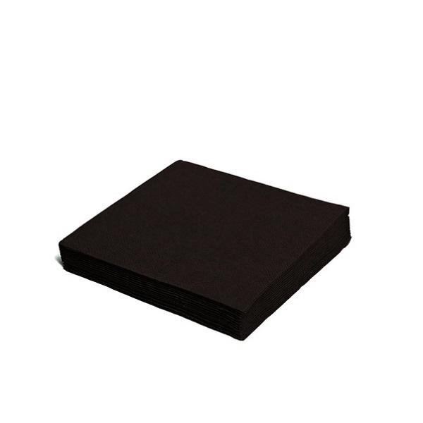 servietten-schwarz