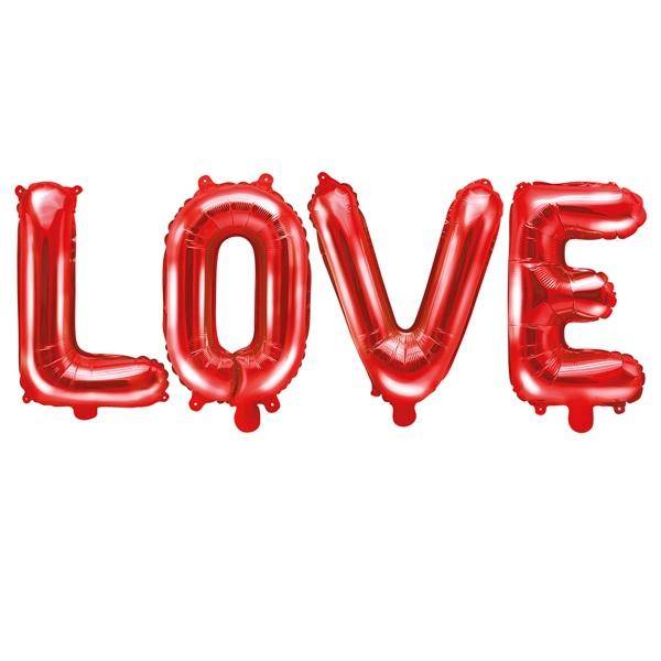 folienballon-love