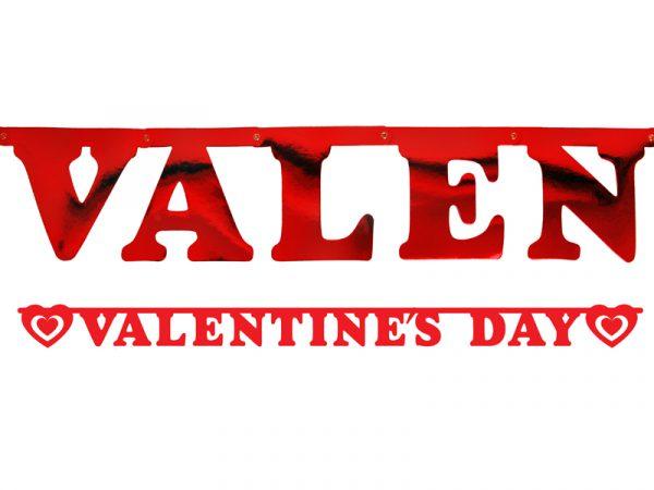 Banner Valentine's Day 15x200cm